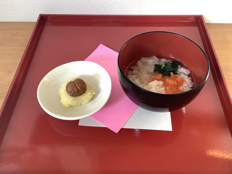 1月レシピ おせち料理